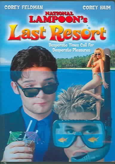 LAST RESORT BY FELDMAN,COREY (DVD)